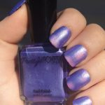 Blue/Pink Thermal Nail Polish, Persephone Polish