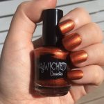 Copper Nail Polish, Donna Polish