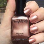 Neutral Nude Nail Polish, Mabel Polish