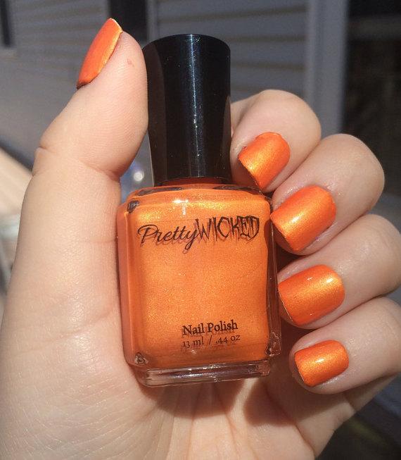 Acid Yellow Nail Polish: Orange-nail-polish-verruca-polish-59aec6a82.jpg
