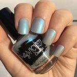 Pale Blue Nail Polish, Emma Nail Polish