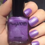 Pink/Purple Thermal Nail Polish, Aphrodite Polish