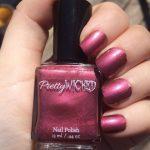 Rose Nail Polish, Rosabelle Polish