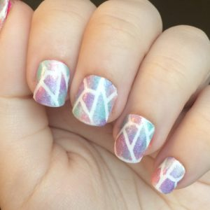 Shard Nail Guides, Vinyl Nail Decals