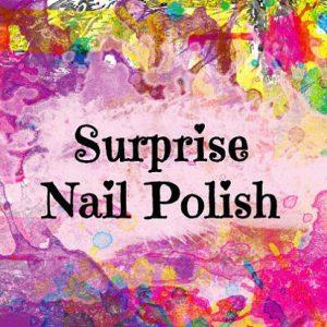 Surprise Me Nail Polish, Nail Polish Mystery Surprise